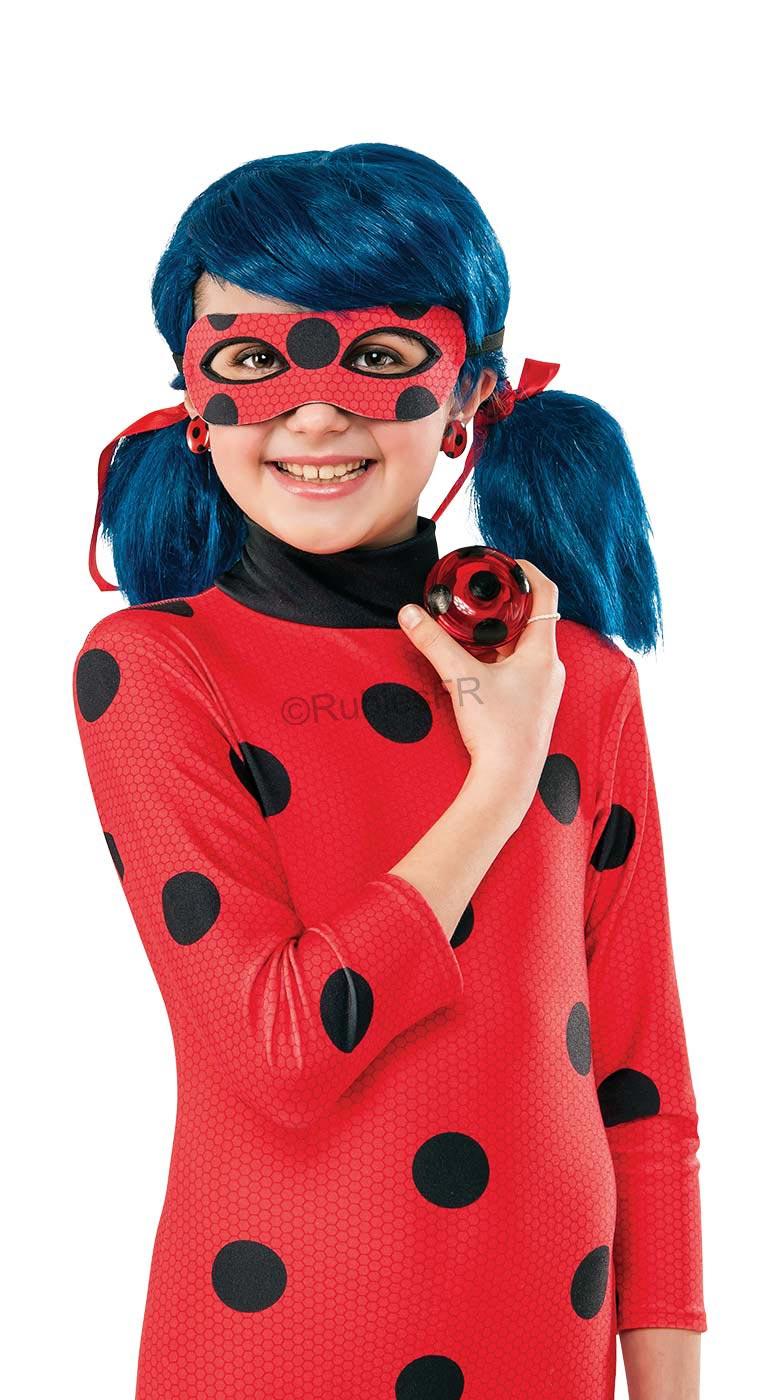 kit accessoires yoyo boucle d 39 oreilles ladybug miraculous rubie 39 s france leader mondial du. Black Bedroom Furniture Sets. Home Design Ideas