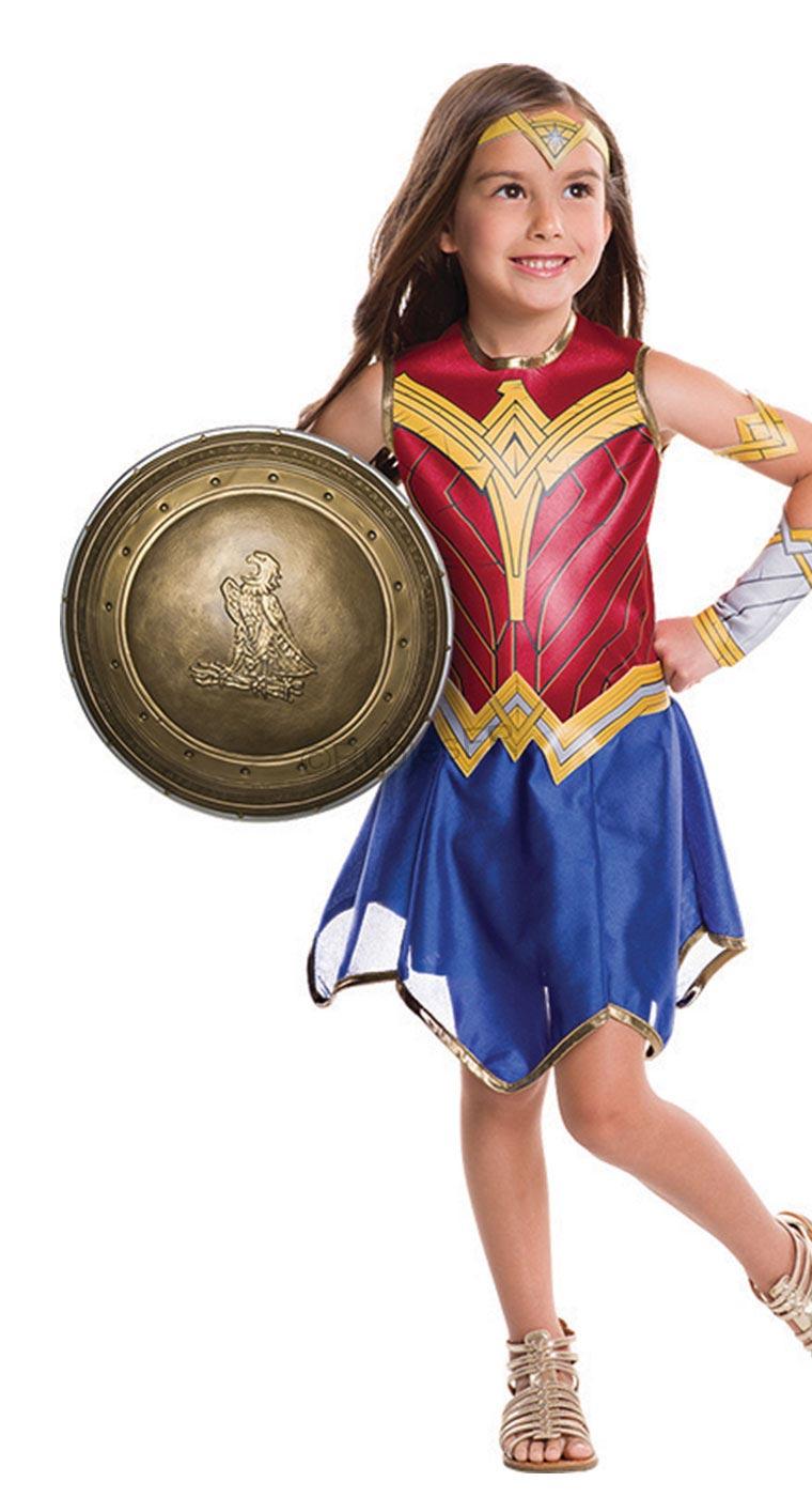 Bouclier Wonder Woman en PVC   Rubie s France - Leader mondial du ... 84958a80a68a