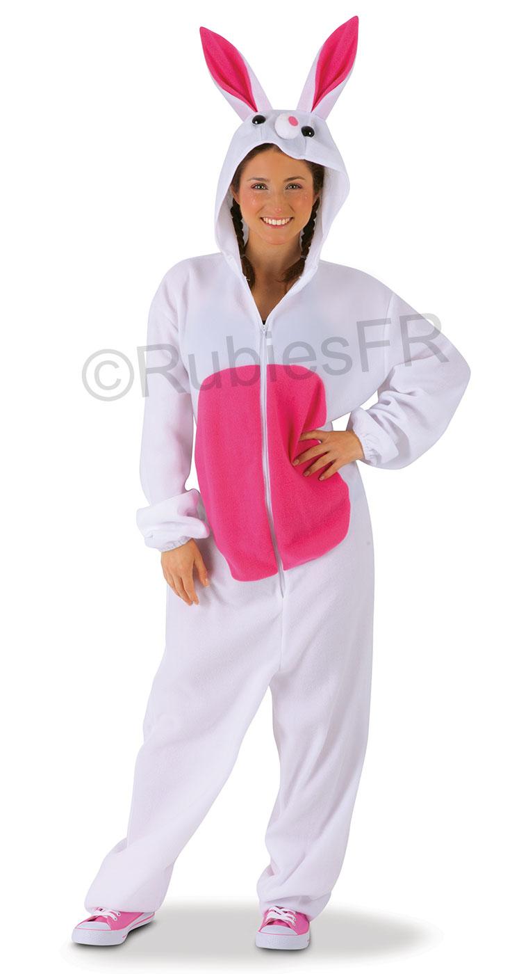 vente discount doux et léger vente chaude en ligne Combinaison Pyjama Lapin | Rubie's France - Leader mondial ...