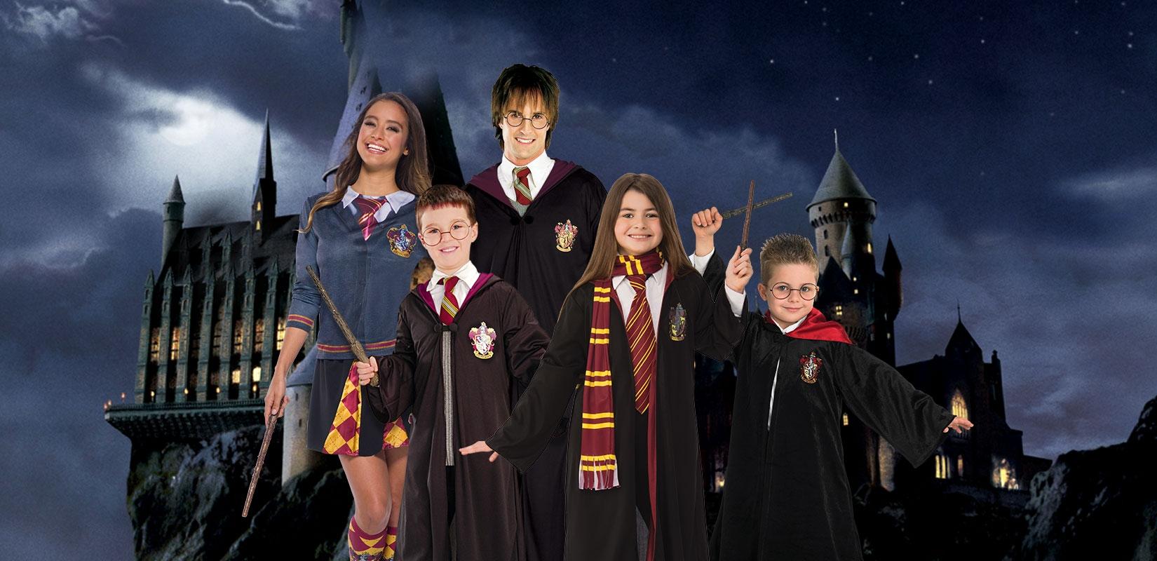 déguisement costume Harry Potter